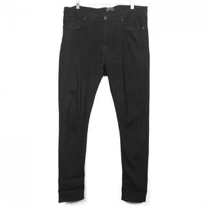 Zara Man Black 1975 Stretch Skinny Jeans 36×30